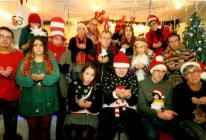 Wonderbrass Christmas Photo 2014