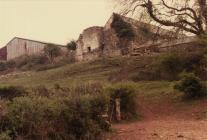 Court farm, Flemingston, nr Cowbridge 1982