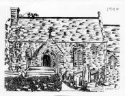 Llandough church, near Cowbridge 1994