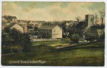 Llantwit Major - a general view