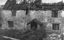 Limpert Inn, Aberthaw - ruined, ca 1962
