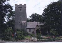 St Mary Church chuch, nr Cowbridge