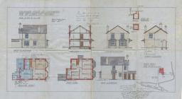 A house in Llanmaes, nr Llantwit Major 1925