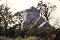 Llanfrynach church, near Cowbridge
