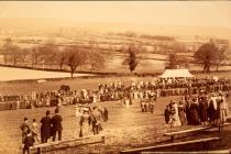 Penllyn races, near Cowbridge ca 1910