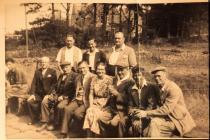 British Legion group, Cowbridge 1959