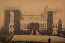 Dunraven Castle, Southerndown, nr Llantwit Major