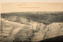 Dunraven cliffs, Southerndown, nr Llantwit Major