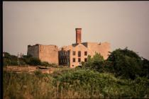 Aberthaw lime works 1989