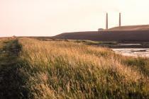Aberthaw power station 1989