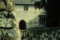 Flemingston Court, near Cowbridge 1980s