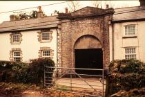 Newton House stables, near Cowbridge 1999