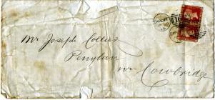 Joseph Collier, Penylan, nr Cowbridge 1890s