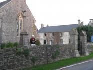 Penllyn church, near Cowbridge 2010