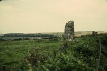 Llantwit Major, windmill remains
