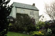 Llanvithyn House, Llancarfan, nr Barry 1982