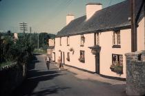 Fox & Hounds, Llancarfan, nr Barry 1970s
