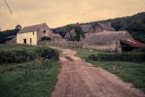 Garnllwyd farm, Llancarfan 1982