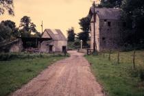Monastery mill, Llancarfan, nr Barry