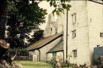 Treguff farmhouse, near Cowbridge 1982