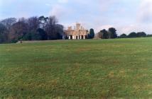 Penllyn castle, near Cowbridge