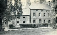 Great House, Penllyn, nr Cowbridge 1973