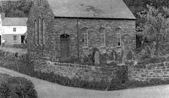 Methodist chapel, Penllyn, nr Cowbridge 1950s