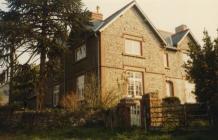 Ty Uchaf farm, Llantrithyd 1982