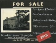 Broughton House, Broughton, nr Wick ca 1970