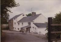 Talyfan, Penylan, nr Cowbridge 1980s