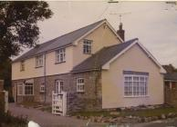 Gigman mill, Llancarfan, nr Barry 1970s