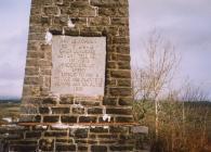 Glamorgan Yeomanry memorial, Cowbridge
