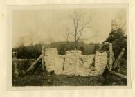 Coffin stiles, Penllyn, nr Cowbridge 1926