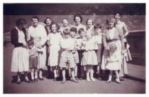 Trip Ysgol Cwmystwyth
