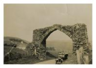 Y Bwa, Cwmystwyth