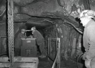 Aberllefenni quarry, December 2003