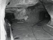 Aberllefenni quarry, last week of underground...