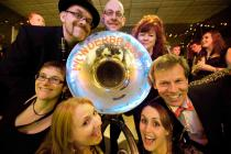 Wonderbrass as sousass & Roath social, sousas