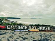 Cofiwch Dryweryn Mural, Aberdaron