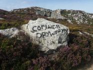 Murlun Cofiwch Dryweryn, Caergybi