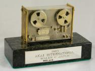 Presentation model from Akai International, 1983