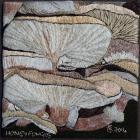 Honey Fungus by Brenda Caldicott