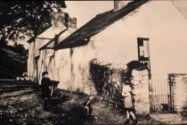 Ar y Mynydd, Llanblethian, nr Cowbridge 1936
