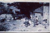 Hillside, Llanblethian, nr Cowbridge 1958