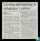 Newspaper article about the Cardiff New...