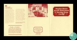 Promotional booklet for Penylan House, Cardiff,...