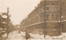 Bethcar Street, Glyn-nedd, Sir Fynwy