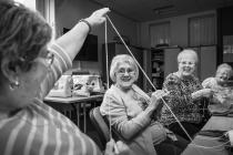 """Blaina Institute Craft (sewing and knitting)..."