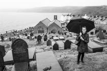 """Reverend Janet Fletcher, St Hywyn's, Aberdaron..."