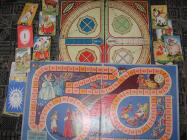 Golden Goose, Ludo and Cinderella Race Game
